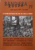 BANDIERA ROSSA Giornale dell'Associazione Quarta Internazionale n. 79 maggio 1998
