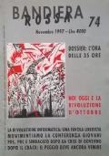 BANDIERA ROSSA Giornale dell'Associazione Quarta Internazionale n. 72 settembre 1997