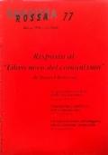 BANDIERA ROSSA Giornale dell'Associazione Quarta Internazionale n. 76 febbraio 1998