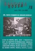 BANDIERA ROSSA Giornale dell'Associazione Quarta Internazionale n. 15/16 luglio-agosto '91