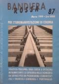 BANDIERA ROSSA Giornale dell'Associazione Quarta Internazionale n. 51 marzo 1995