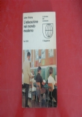 JOHN VAIZEY-L'EDUCAZIONE NEL MONDO MODERNO-IL SAGGIATORE-1967