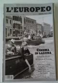 L'EUROPEO - CINEMA IN LAGUNA storia della Mostra del Cinema di Venezia