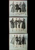 3 stampe modelli Prada
