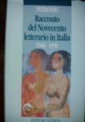 Racconto del novecento letterario in Italia 1940-1990