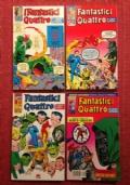 Marvel Comics - I FANTASTICI QUATTRO Classic - Serie completa 1/4