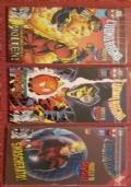 Marvel Italia - L'UOMO RAGNO N. 209/211 - FRATELLI DI SANGUE Serie completa 1/3