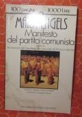 MARX - ENGELS MANIFESTO DEL PARTITO COMUNISTA