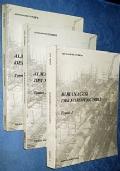 ALMANACCO DEI SOMMERGIBILI - TOMO I, TOMO II e TOMO III - OPERA COMPLETA (MARINA MILITARE)
