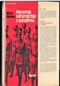 MEMORIALE SULL'ARMISTIZIO E AUTODIFESA