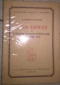 John Dewey e il pensiero pedagogico contemporaneo negli Stati Uniti