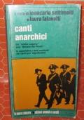 CANTI ANARCHICI