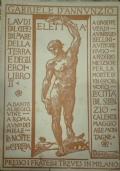 Laudi del cielo, del mare, della terra e degli eroi - Libro III - Alcione