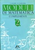 Moduli di matematica 2 testo base + complementi