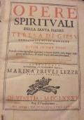 Ordinum religiosorum in Ecclesia militanti Catalogus - Catalogo degli ordini religiosi della Chiesa militante. Espressi con immagini e spiegati con una breve narrazione