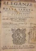 Tusculanarum questionum Ciceronis ad M. Brutum – Libri V