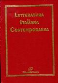 STORIA DELLA LETTERATURA ITALIANA CONTEMPORANEA