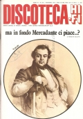 Discoteca HI-FI 1970 n. 105 (Mercadante, Backhaus, Convegno Nazionale SIEM