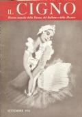 Il Cigno: rivista mensile della Danza, del Balletto e della Musica (n. 1 - Settembre 1953) Maggio fiorentino. American Ballet. Scala 1953. Vera Colombo. Gilda Maiocchi. Balancine