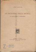 Le frontiere della musica: da Monteverdi a Schoenberg