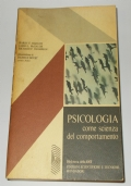 PSICOLOGIA COME SCIENZA DEL COMPORTAMENTO