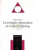La teologia ermeneutica di Gerhard Ebeling