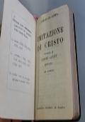 Imitazione di Cristo / versione di Cesare Guasti Ritoccata