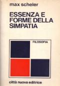 essenza E FORME DELLA SIMPATIA