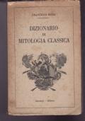 DIZIONARIO DI MITOLOGIA CLASSICA