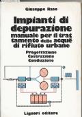 Impianti di depurazione - manuale per il trattamento delle acque di rifiuto urbane