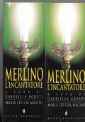 Merlino l'incantatore  2 volumi + cofanetto