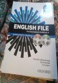 ENGLISH FILE PRE-INTERMEDIATE MULTIPACK A THIRD EDITION