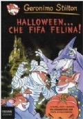 HALLOWEEN ....CHE FIFA FELINA