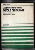 TAVOLE DI LEASING