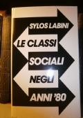 le classi sociali negli anni 80