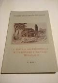 LA PARROCCHIA DI S. MARIA DEL CAMPO - Le Chiese della Diocesi di Chiavari 2-rapallo-genova-chiesa-storia-arte-architettura