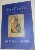Icone russe XV-XiX secolo dalla collezione Orler. San Samuele - Venezia
