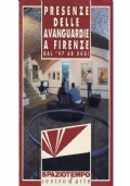 Presenze delle avanguardie a Firenze dal 47 a oggi