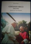 Silvano Bracci - Costanzo Micci Vescovo - Appunti per una biografia