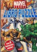 Libro puzzle. Marvel Heroes