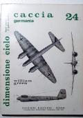 Aerei stranieri della 2^ Guerra Mondiale - Caccia Germania