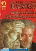 Storia della Filosofia greca. Luciano De Crescenzo. Oscar Mondadori. 1995