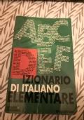 Dizionario di italiano elementare