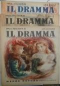 Il dramma - Rivista quindicinale di commedie - Lotto di tre numeri (22 - 25 - 26) anno 1946