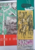 Lotto di 6 riviste scout (L'esploratore, Strade al sole, Estote parati) anni '50