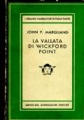 LA VALLATA DI WICKFORD POINT