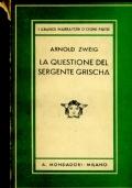 LA QUESTIONE DEL SERGENTE GRISCHA