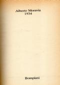 opere di alberto moravia 1934