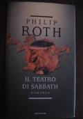 PHILIP ROTH - IL TEATRO DI SABBATH - PRIMA EDIZIONE MONDADORI - 1996
