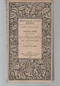 LA FILOSOFIA DEL CRISTIANESIMO VOLUME III PARTE SECONDA